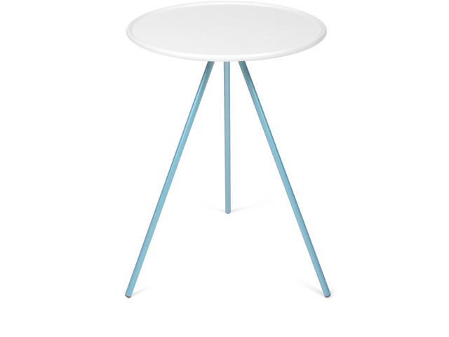 Helinox Side Table Medium, putty/ blue